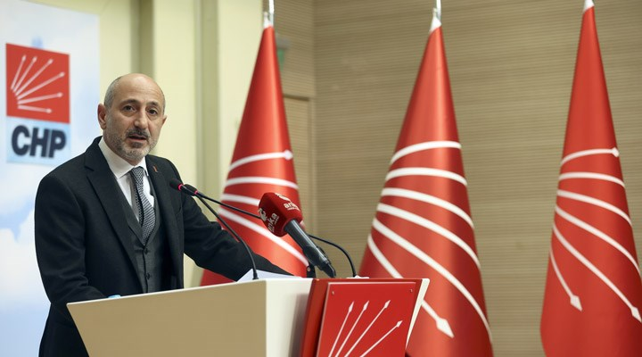 CHP'den Merkez Bankası tepkisi: Sorunun kaynağı Erdoğan'ın şahsıdır