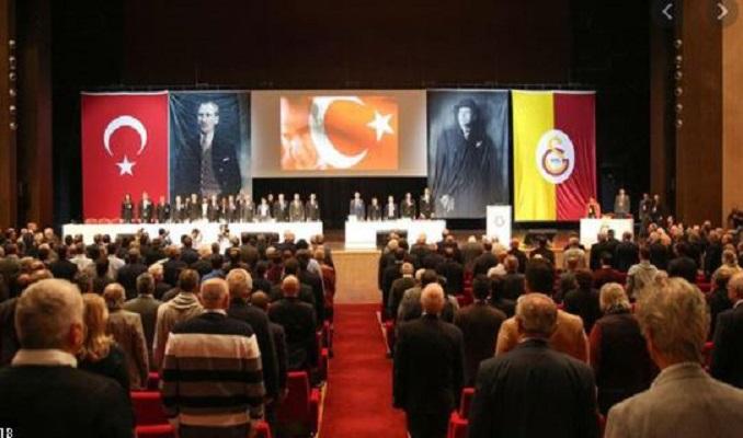 Galatasaray'ın kongresine tek şartla izin verildi