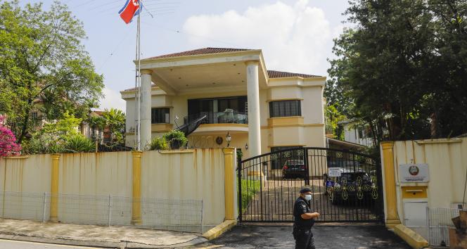 Kuzey Kore, Malezya ile ilişkilerini kesti