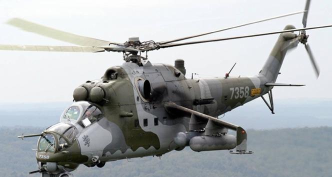 Rus helikopteri Ukrayna hava sahasını ihlal etti