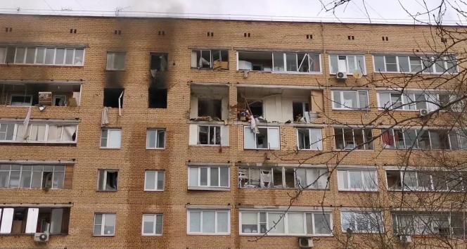 Rusya'da doğalgaz patlaması: 2 ölü, 3 yaralı